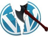 WordPress, la rançon de la gloire : famous but faillible...
